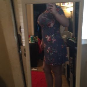 Poof large dress